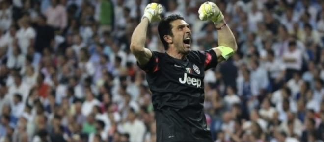 Buffon pode vencer a Champions pela pimeira vez