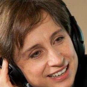 Carmen Aristegui a fait un pas dans sa lutte.