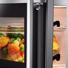 Cocinar con microondas es saludable for Cocinar microondas
