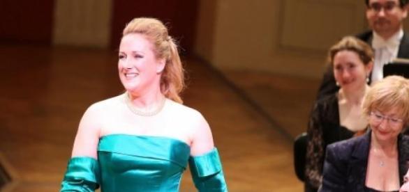 Opernstar Diana Damrau, Sopran