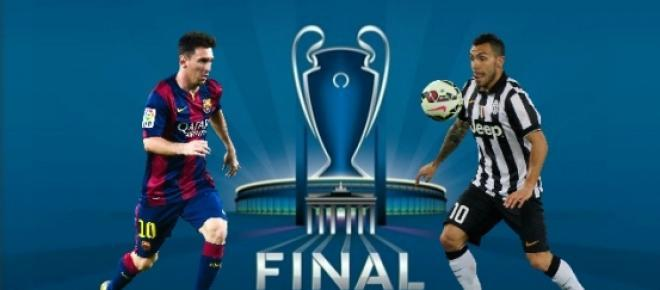 Barcelona e Juventus disputam a final em Berlim