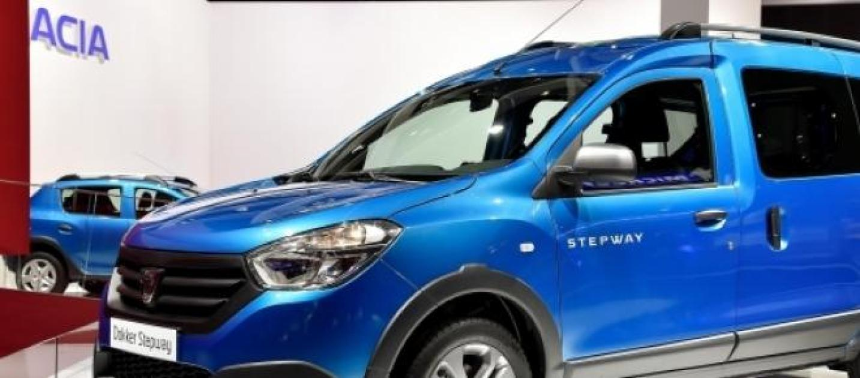 Dacia dokker nella nuova versione stepway for Finestra nella dacia