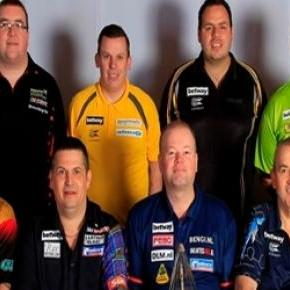Darts Premier League 2015-ös mezőnye