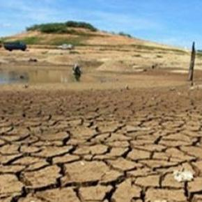 Desertification affecting the Atlantic Basin.