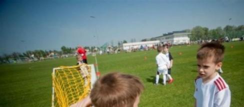 focistapalánták egy akadémia foglalkozásán