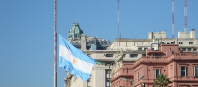 Argentina está de luto por la muerte de Ortega