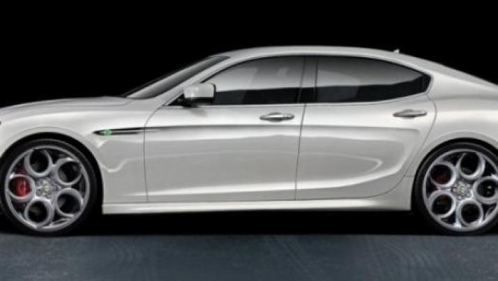 Alfa Romeo Giulia: sarà l'auto più importante dell'era Marchionne