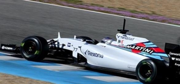 Lényegesen lemaradt a Williams a fejlesztésekkel.