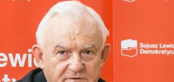 Leszek Miller, przewodniczący SLD