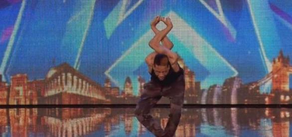 Bonetics-Junior and his acrobatic BGT performance