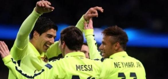 Plantel do Barça reagiu à derrota na Anoeta