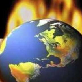 O mundo num futuro em chamas