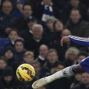 Willian győztes gólja az Everton ellen