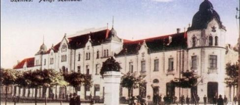 Szentes, Petőfi szálló 1919