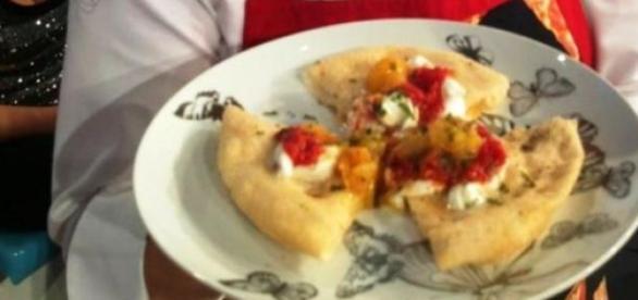 La pizza fritta di Gino Sorbillo