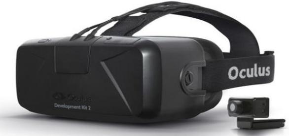 Oculus Rift - hełm rzeczywistości wirtualnej
