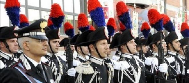 Bando Concorso 2015 per Allievi carabinieri