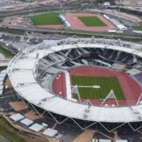 A londoni Olimpiai Stadion