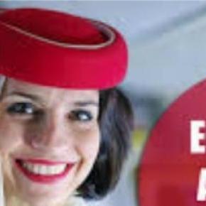 A Emirates Airlines estará em Portugal em Maio