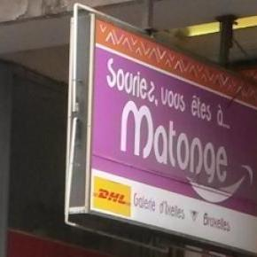 Bienvenue à Matonge, Porte de Namur