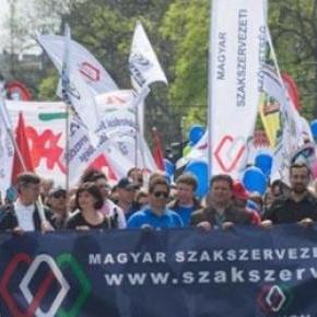 Egy bíztató tömörülés Fotó: MTI Illyés Tibor