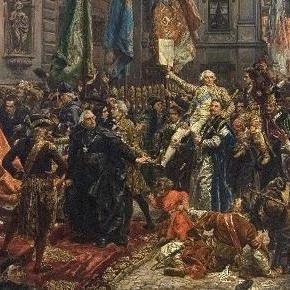 Konstytucja 3 Maja 1791, Jan Matejko 1891 r.