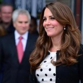 Księżna Kate urodziła córkę