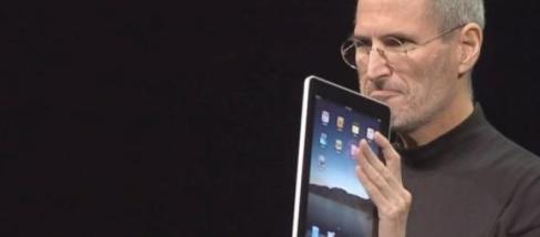 Az idősek menthetik meg az iPadet