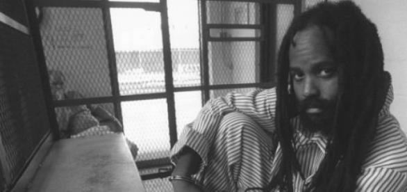 Abu-Jamal im Gefängnis. circa 1998
