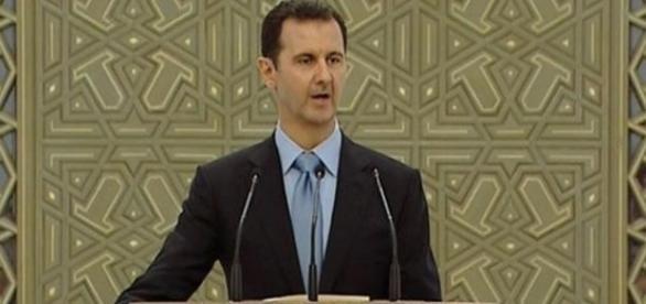 Bashar al-Assad (fot. REUTERS)