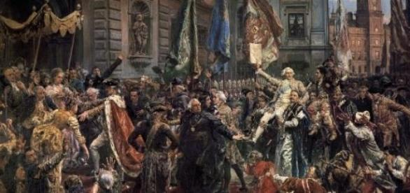 Uchwalenie Konstytucji 3 Maja