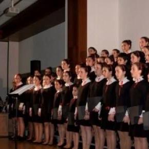 Actuação em Fátima, encontro de Coros