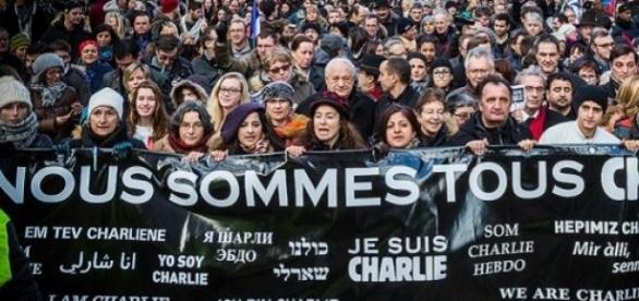 Charlie Hebdo, toujours ciblé par les menaces.