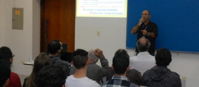 Ilário destacou a importância de se regularizar o microempreendimento
