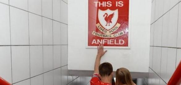 A klubikon a hétvégén búcsúzott az Anfieldtől