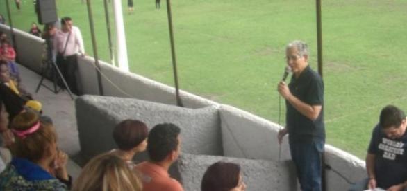 El Dr. Manuel Ríos Riagu de Puerto Rico en curso