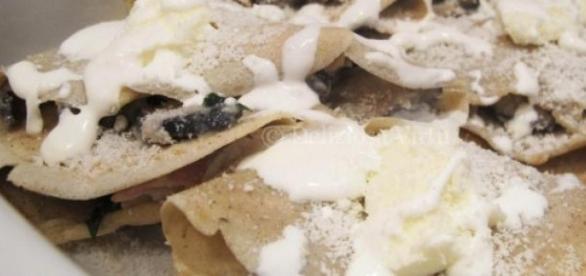 La ricetta delle crespelle ripiene