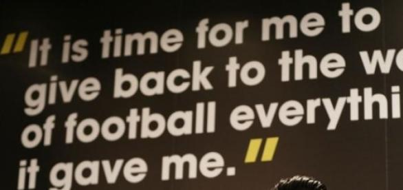 Luis Figo - ex kandydat na prezydenta FIFA