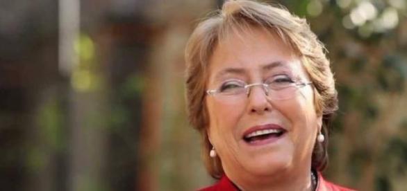 Michelle Bachelet a fait un discours à la nation.