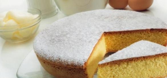 Ricetta dolce torta paradiso