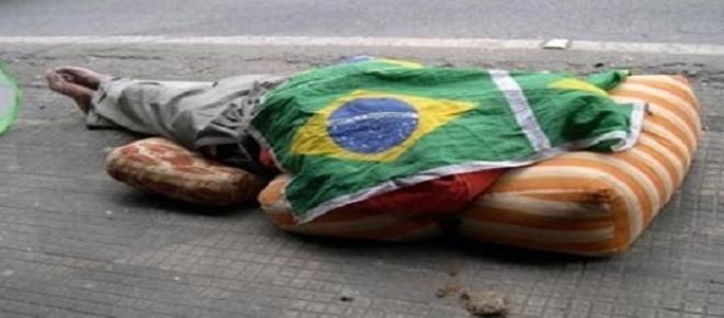 Brasil um país de tolos