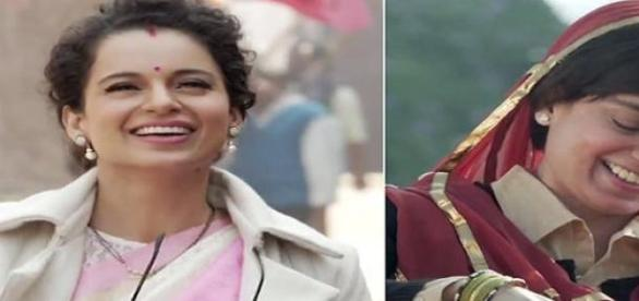 Kangana shines in this frostily funny affair