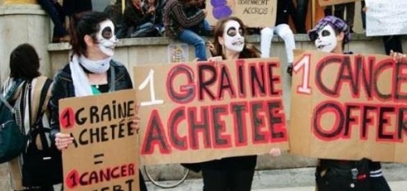Marche contre Monsanto en France @Combat Monsanto
