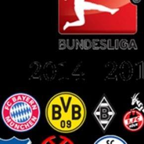Bundesliga (Forrás: sport365.hu)