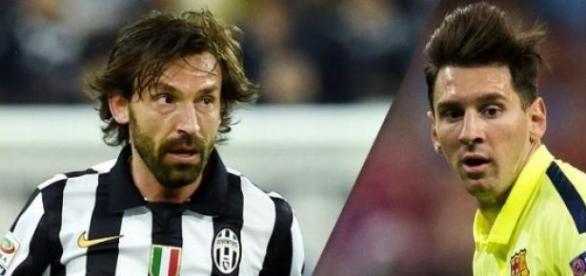 Juventus Turyn vs FC Barcelona