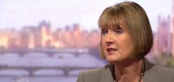 Acting Labour leader Harriet Harman