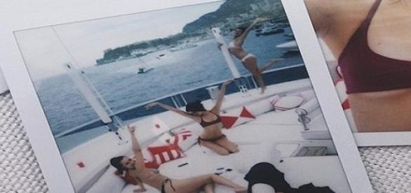 Kendall Jenner: Heiße Bikini-Fotos
