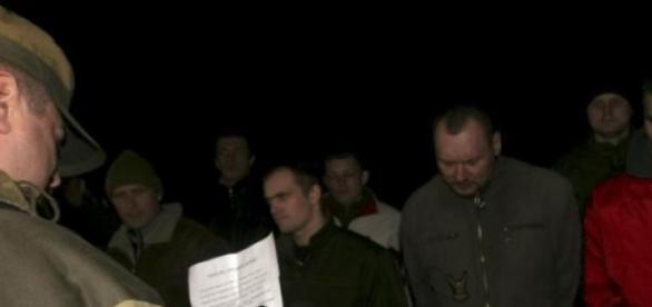 Ucrania, comandante muerto
