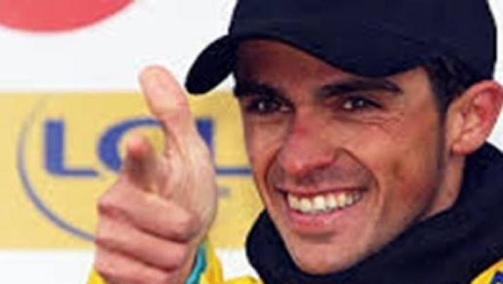 Contador: El Pistolero re del giro e l' astana i suoi vassalli