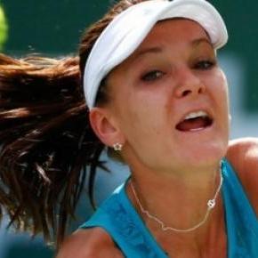 Agnieszka Radwańska w I rundzie Roland Garros